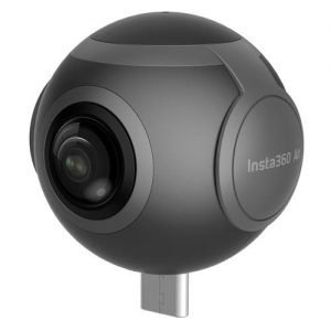Insta360 Air 360 Degree Dual 3K lens VR Video Camera Real Time Seamless Stitching