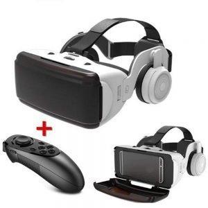Zzrp VR Virtual Reality 3D Glasses Box Stereo VR Cardboard Headset Helmet